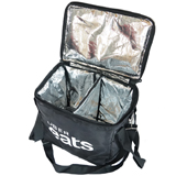 "PK-32U: Small food delivery handbags, foldable waterproof bags for takeaways, 14"" L x 10"" W x 13"" H"
